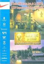 Español Para Hombre Campeonato 1997 Tenis programa, la Coruna Club de Tenis