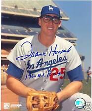 fee03382da598 Frank Howard Los Angeles Dodgers artículos autografiados originales ...