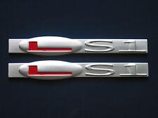C5 Corvette Camaro Firebird GTO LS1 Engine Fender Badge Pair (6 colors)