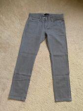 Zara Mens Jeans Gray 34