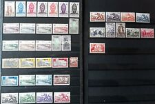 TIMBRES TOGO -40 TIMBRES -NEUFS*+ AVEC CHARNIERES + OBLITERES