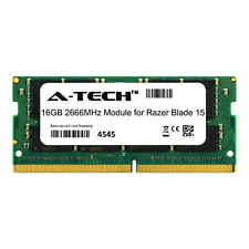 A-Tech 16Gb 2666Mhz Ddr4 Ram for Razer Blade 15 Laptop Notebook Memory Upgrade