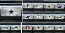 NFL Team Diecast License Plate Steelers Patriots Eagles cowboys Kansas City 12x6