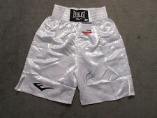 MANNY PACQUIAO SIGNED EVERLAST BOXING TRUNKS PSA/DNA COA AA88443 PACMAN