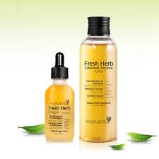 NATURAL PACIFIC Fresh Herb Origin Serum+Fresh Herb Calendula Tincture Toner SET