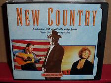 New Country October 1995 PROMO CD Ron Wallace JIM MATT Ellis Paul ANDY BROWN