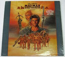 Phil MADMAX BEYOND THUNDERDOME ORIGINAL SOUNDTRACK Tina Turner, Mel Gibson LP
