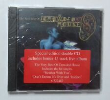 """CD´S CROWDED HOUSE """"THE VERY BEST OF"""""""
