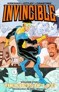 INVINCIBLE TP (IMAGE COMICS) VOL5 FACTS OF LIFE NEW PTG FREE SHIP TO USA