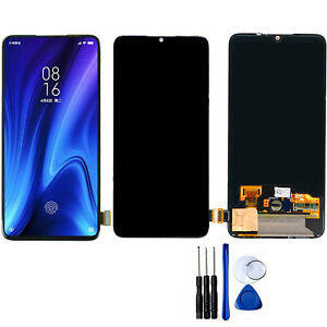 For Mi 9 Lite OLED Touch Screen LCD Display Digitizer Assembly Replacement Parts