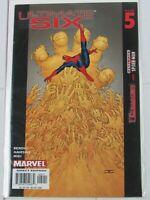 Ultimate Six #5 Feb. 2003 Marvel Comics