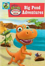 Dinosaur Train: Big Pond Adventures (DVD, 2018)