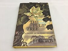 1963 BOOK-THE TULIP TREE A NOVEL BY HOWARD RIGSBY-VINTAGE HARDCOVER/ DUST JACKET