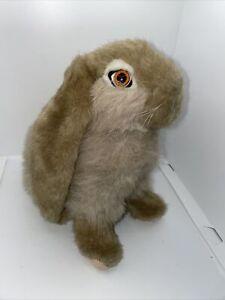 Vintage 1989 Applause Mozart Bunny Rabbit Plush, Easter Bunny Gift, Rabbit Toy