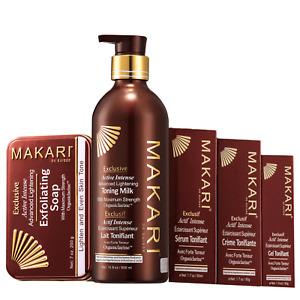 Makari Exclusive Lotion / Creme / Gel / Serum / Soap / Glycerine *NEW& ORIGINAL*