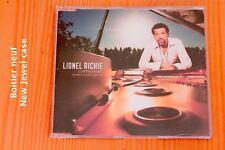 Lionel Richie Album Sampler – Coming Home  Why  ... 5T Boitier neuf - CD maxi