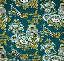 BELLE Royal Garden in Turquoise by Amy Butler* 100% cotton quilting fabric