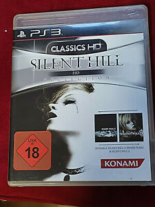PLAYSTATION 3 SPIEL ( SILENT HILL 2 + 3 HD COLLECTION  )