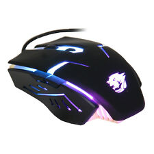 Powercool GM002V2 usb gaming mouse, 7 couleurs numérotation led - 2400DPI