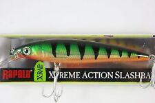 Rapala Saltwater X-Rap // SXR12P // Perch 12cm 22g Fishing Lure