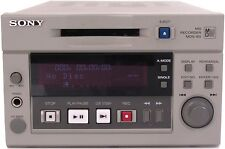 Sony MDS-B5 Professional MiniDisc Mini Disc MD Recorder Player Deck EX