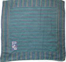 -Authentique Foulard   PIERRE BALMAIN   100% soie  TBEG vintage scarf