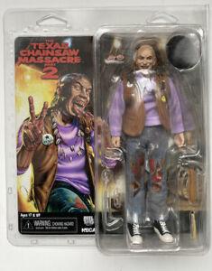 "Texas Chainsaw Massacre - 8"" Clothed Figure - Chop Top"