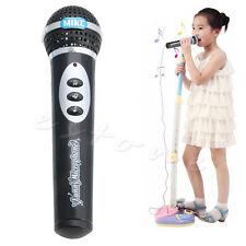 Child Girls Boys Microphone Mic Karaoke Singing Kids Funny Music Toy Gifts