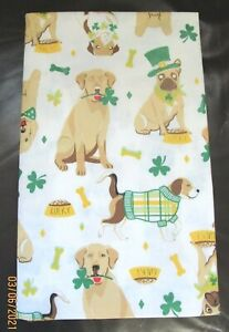 TABLECLOTH...ST PATRICKS DAY ASSORTED SIZES