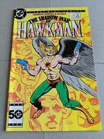 The Shadow War Of HawkMan #2 June 1985 DC Comics Hawk Man Mini-Series