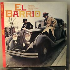 V/A El Barrio Gangsters Latin Soul Salsa 1967-75 2xLP 2006 Fania ORIG UK PRESS