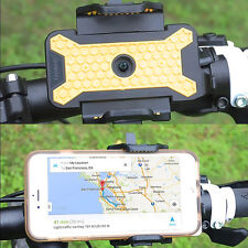 Mountain Bike Mobile Holder Phone Support Stents Smartphone Bicycle Accessories