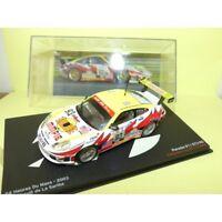 PORSCHE 911 GT3-RS N°93 LE MANS 2003 ALTAYA 1:43 14ème