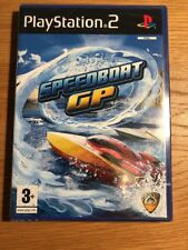 PS2 Speedboat GP (2009), UK Pal, Brand New & Factory Sealed
