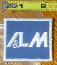 Patch #169 A&LM Arkansas Louisiana & Missouri Railroad