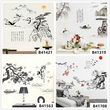 Landscape Painting Home Bedroom Decor Removable Wall Sticker Decal Decoration