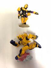 Transformers Robot Heroes Cheetor vs Blackarachnia Figure Set Hasbro 2007