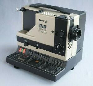 EUMIG S926GL SUPER 8 STEREO SOUND PROJECTOR