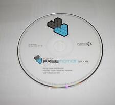 Namo FreeMotion 2006 CD