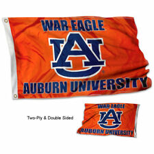 Auburn War Eagle Flag Double Sided 2-Ply 3x5 Foot Outdoor Banner