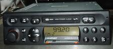 Blaupunkt Augsburg RCR 87 RDS Kassette Autoradio mit Keycard