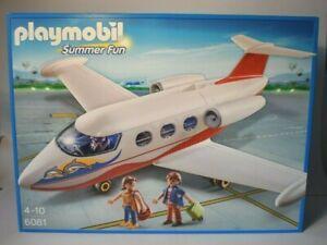 Playmobil 6081 Ferienflieger | NEU & OVP