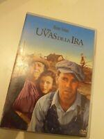 DVD   LAS UVAS DE LA IRA -HENRY FONDA