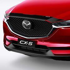 Mazda CX5 KF Model Accessory Smoked Bonnet Protector