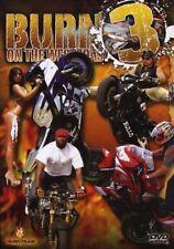 Burn 3 - On The Westcoast ( Motorrad Freestyle, Stunts, Racing, Motorcycle ) NEU