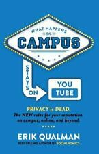 What Happens on Campus Stays on Youtube: The New Rules for Your Reputation on Ca