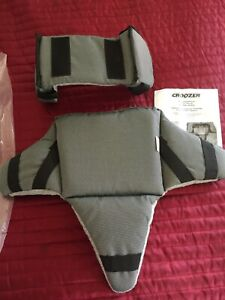 CROOZER Kid for 1, Kid for 2 Trailer baby seat support manufactured 2015-5-28