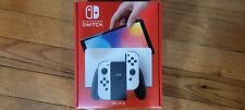 **BRAND NEW** Rare White Nintendo Switch OLED Model with White Joy-Con IN HAND