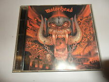 Cd   Motörhead  ‎– Sacrifice