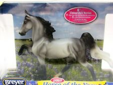 Sealed 2018 Breyer Mason-Grey Saddlebred 6th Ltd Edition Horse (280)
